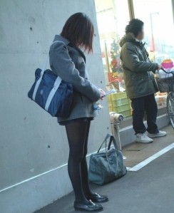 schoolgirl sweet tights 002