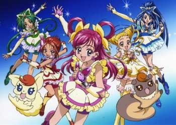 Top De los 10 Animes Mas Vistos De Este Año Yes-precure5
