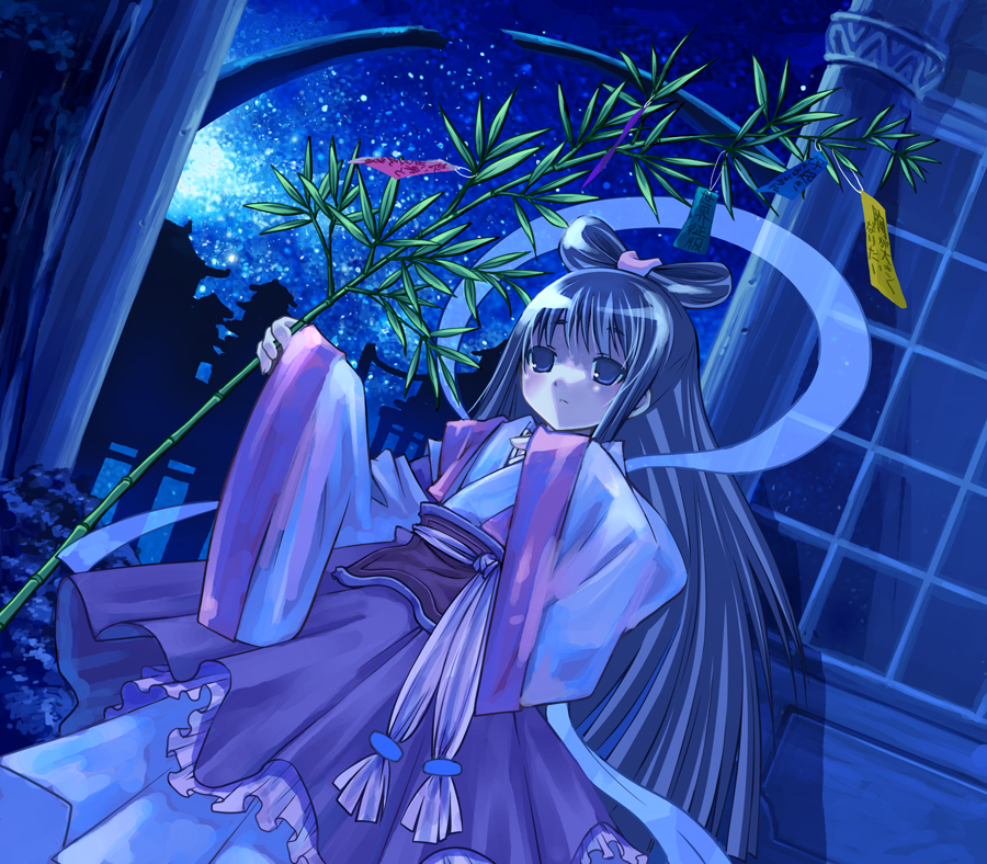 Anime Word: Happy Tanabata Day, The Star Lovers Festival
