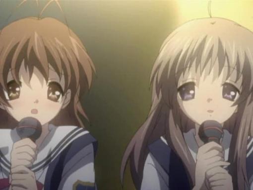 karoke-singing
