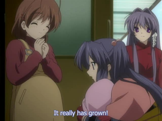 Clannad After Story 16 The Birth Of Nagisa S Dream And The End