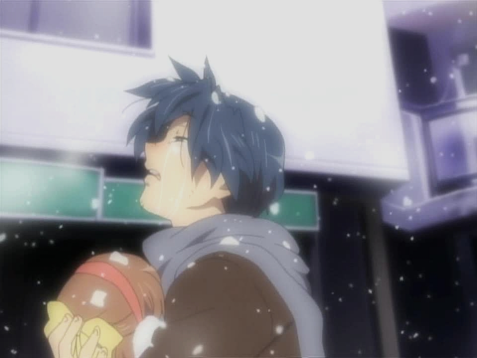 Clannad After Story 21 Review The Helplessness Of A Mortal Man And Tomoyas Moment Magical Thinking