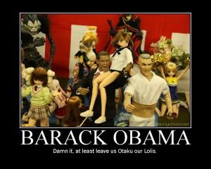 Barack Obama Motivator