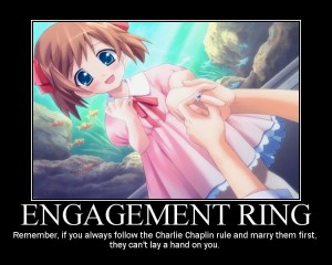 engagement ring motivator