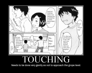 groping level motivator