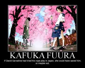 Kafuka Fuura motivator