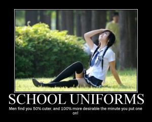School Uniform Motivator 002