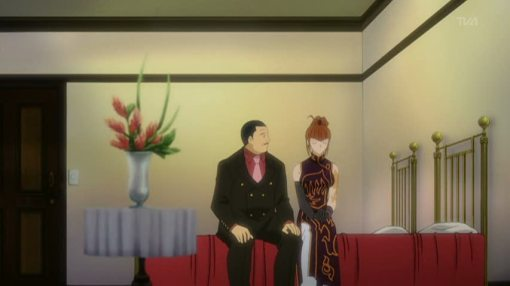 Eva and her husband