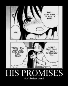 His promises Motivator
