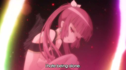 I hate being alone