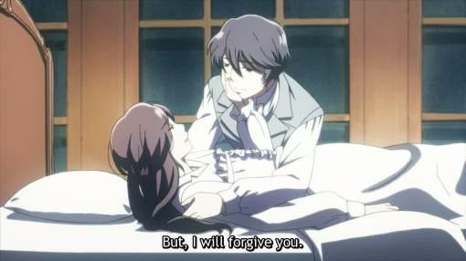 I really do forgive you