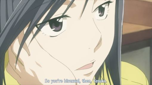 so are you bi-sexual Yasuko