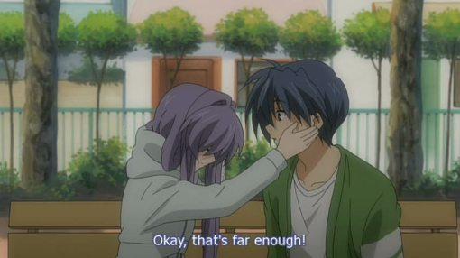 thats far enough Tomoya