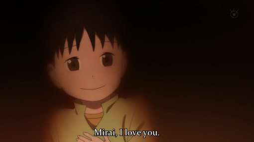 Mirai I love you