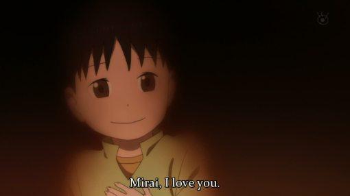 Mirai I love you