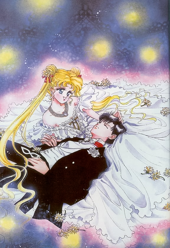 sailor moon fan fiction
