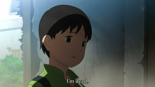 Sorry, Mirai, I'm dead