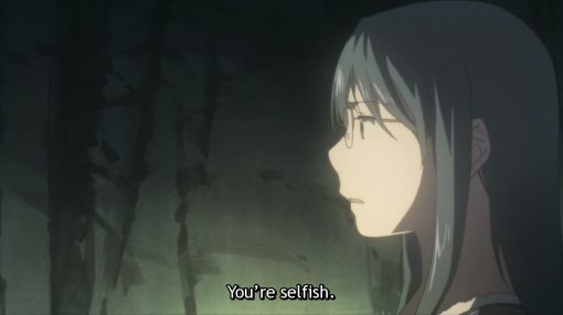 your selfish