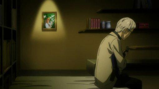 Eiji flashing back to the past