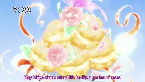 Hanabusa's creation for Ichigo