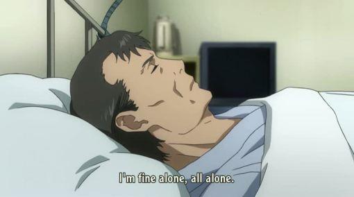 I'm fine all alone
