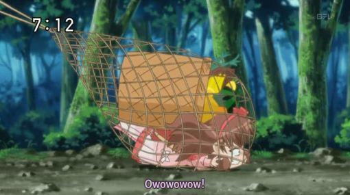 انمي الحلويات  Ichigo-getting-dragged