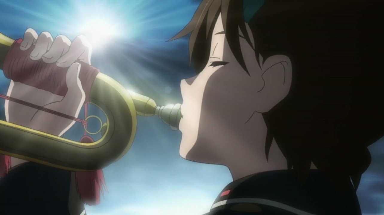 Kết quả hình ảnh cho Sora No Woto (Sound of the Sky) anime