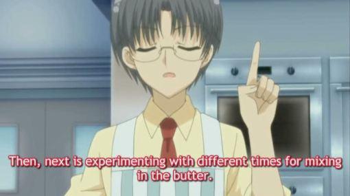 انمي الحلويات  Teaching-ichigo