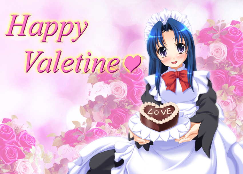 Happy Valentine S Day 2010 To All The Anime Fans Out There Getting